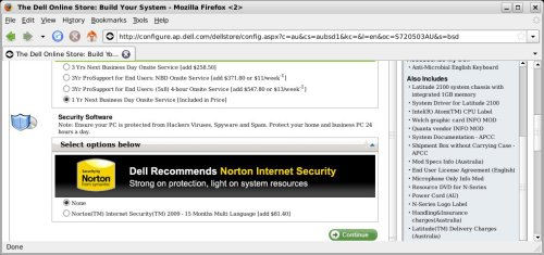 Is norton available on Ubuntu?